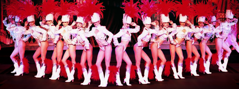 Cabaret in Paris - discount tickets and show reviews